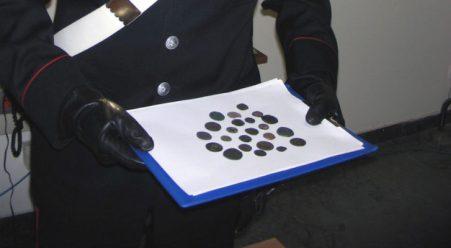Lavori nuovo ospedale, operai trovano monete antiche I preziosi reperti archeologici sono stati rinvenuti all'interno di un cantiere