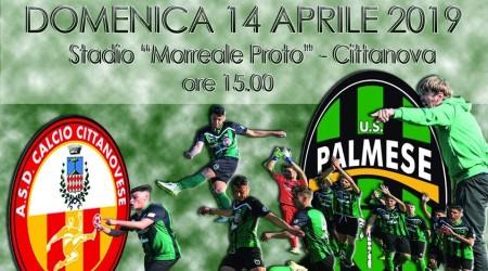 Calcio serie D, verso il derby tra Cittanova e Palmi Le altre gare della quattordicesima giornata di ritorno