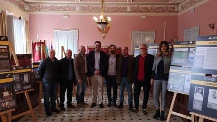 """Palmi, aperta al pubblico mostra """"La Piana nella Resistenza"""" Il sindaco Ranuccio: """"Si tratta di una riaffermazione della libertà"""""""