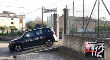 """Allerta il 112 per sparatoria, falso allarme per """"divertirsi"""" I Carabinieri hanno denunciato un bullo di vent'anni"""