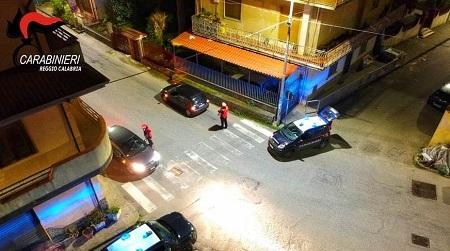 Controlli dei Carabinieri di Taurianova nel fine settimana Il servizio ha portato all'arresto ed al deferimento di otto persone per reati contro il patrimonio, guida in stato di ebbrezza e possesso ingiustificato di armi