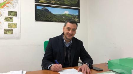 Interventi per manutenzione strada Sp2 d'Aspromonte La soddisfazione di Domenico Creazzo, vicepresidente del Parco dell'Aspromonte