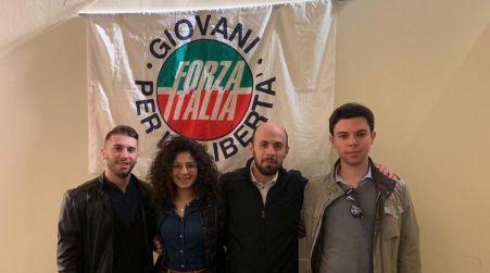 Ilenia Siclari coordinatrice provinciale FI Giovani Ferrara Prestigiosa nomina per la ragazza di Taurianova