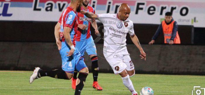 Serie C : si ferma a Catania la corsa play-off della Reggina La squadra etnea accede alla fase nazionale sconfiggendo 4-1 gli amaranto