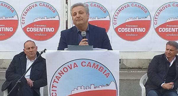 Comunali Cittanova, Cosentino apre a confronto in piazza Il sindaco uscente accoglie l'invito fatto dal rivale Cannatà
