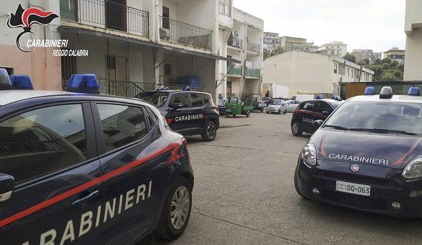 """Gioia Tauro, vasta operazione dei Carabinieri nel quartiere """"Ciambra"""""""