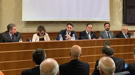 """L'edizione 2019 della Varia di Palmi presentata al Senato Le parole di Nicola Irto, presidente del Consiglio regionale della Calabria: """"Immagine positiva della Regione nel mondo"""""""