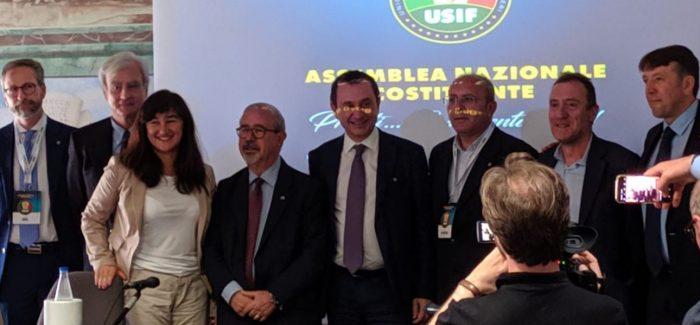 Nasce l'Unione sindacale italiana finanzieri La nuova sigla va ad aggiungersi ad altre nel comparto Difesa-Sicurezza costitute a seguito della recente sentenza della Corte Costituzionale in materia di associazioni professionali a carattere sindacale tra militari