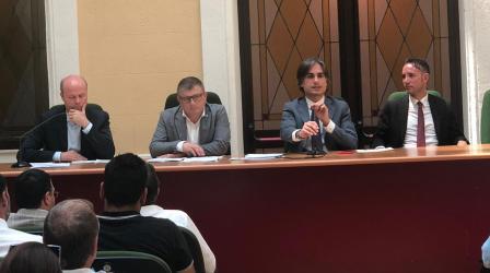 Conferenza sindaci alla Città Metropolitana di Reggio Affrontato un argomento delicatissimo: il ciclo integrato dei rifiuti