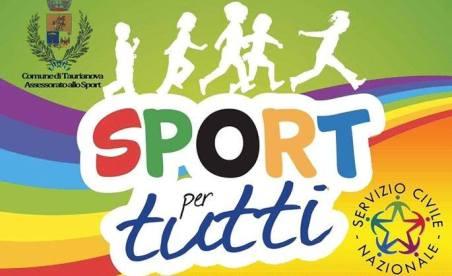 """""""Sport per tutti"""" nel progetto d'inclusione di Taurianova Torna la seconda edizione dell'evento in grado di coinvolgere tutta la cittadinanza. Soddisfatto l'assessore Loprete"""