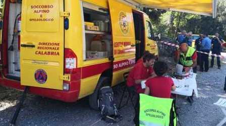 Giovane disperso in zona del Pollino, avviate le ricerche A dare l'allarme sono stati i familiari del ragazzo preoccupati dal mancato rientro a casa