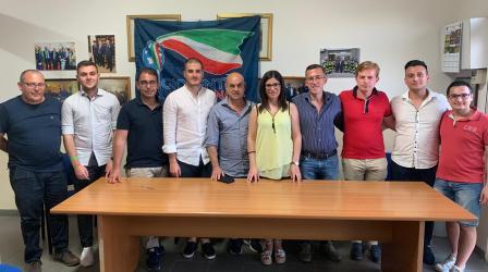 Nasce il circolo di Gioventù Nazionale ad Ardore Nominato segretario Gianluigi Varacalli