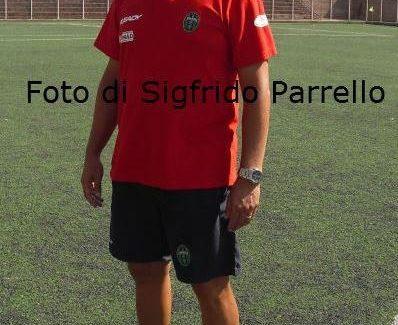 Mario Del Torrione nuovo allenatore della palmese Oggi alle 19,00 conferenza stampa del presidente Rocco Simone