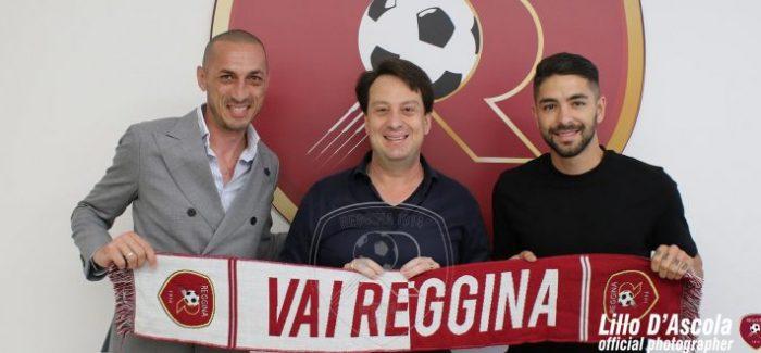 Lega Pro, Reggina: ecco il colpo Sounas In attesa di  ufficializzare altri due acquisti arriva il forte centrocampista