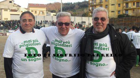 Calcio serie D, la Palmese è salva. Gip autorizza iscrizione Rocco Simone presidente, Giuseppe Simone e Scampato vicepresidenti