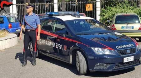 Aggressione e rapina con spranga di ferro, due arresti Bloccati dai Carabinieri della compagnia di Reggio Calabria