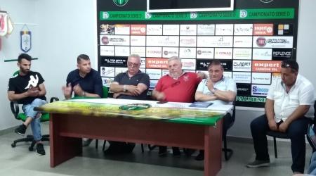 Calcio serie D, Palmese presenta mister Dal Torrione Confermato il direttore sportivo Spataro