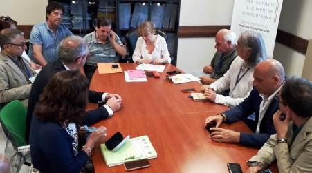 Vertenza Lsu-Lpu, incontro Cittadella con assessore Robbe Istituzioni e sindacati a lavoro per chiudere il lungo precariato dei lavoratori