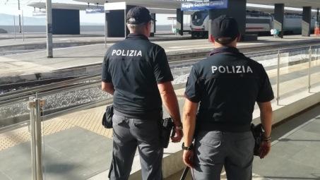 650 controlli ed una persona indagata Il bilancio della Polizia di Stato in ambito ferroviario nella settimana di Ferragosto