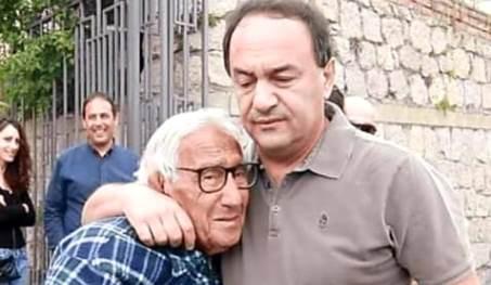 """Mimmo Lucano ha il diritto di abbracciare suo padre Quell'appello del """"Comitato Undici Giugno"""" al Capo dello Stato, non deve cadere nell'indifferenza"""