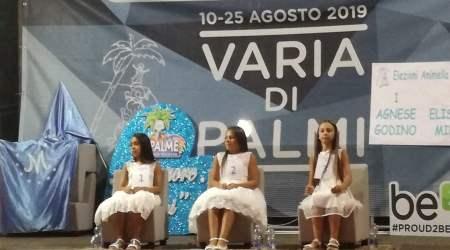 Varia Palmi, vince Maria Pia Caminiti Sarà la nuova Animella della tradizione religiosa del 2019