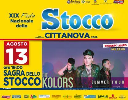 Cittanova, grande successo  per la XIX Festa Nazionale dello Stocco Migliaia di presenze per la kermesse cittanovese