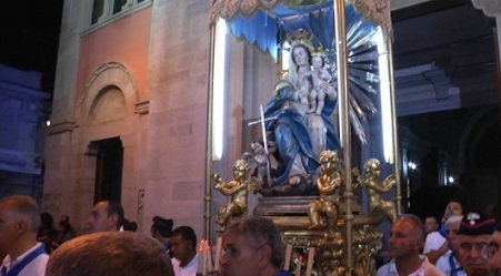 La città di Taurianova nel culto alla Madonna dei Monti La mariologia e le feste popolari nella riflessione di don Leonardo Manuli