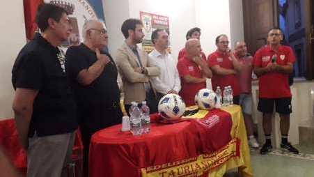 A Taurianova ritorna il calcio con l'Asd Taurianovese Presentata la squadra che quest'anno affronterà il campionato dilettanti di Terza Categoria
