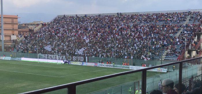Perentorio 2 a 0 della Reggina contro la Vibonese La super corazzata del presidente Luca Gallo vince il derby calabrese
