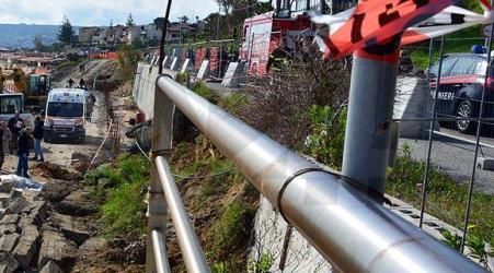 Crollo muro di un cantiere, morte tre operai: al via processo Fissata l'udienza preliminare dopo la richiesta di rinvio a giudizio del Pm per i quattro imputati
