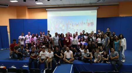 """Meeting europeo sulla disabilità all'istituto """"Piria"""" di Rosarno Si punta a sviluppare una metodologia strategica nell'ambito della didattica inclusiva e creativa"""