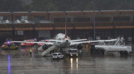 Turbolenze su un volo partito da Lamezia, otto feriti Una donna è in gravi condizioni
