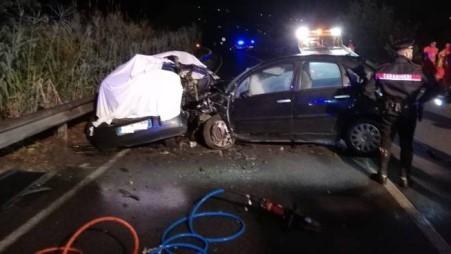 Positivo per droga il conducente ferito nell'incidente di Rende L'uomo in gravi condizioni dopo l'incidente in cui hanno perso la vita i quattro giovani di Rende