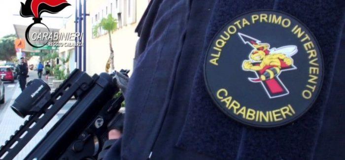 Reggio Calabria, grazie all'intervento dei carabinieri salvata una famiglia dalle fiamme