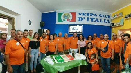 Inaugurata la nuova sede del Vespa Club di Rizziconi La location rappresenterà il cuore pulsante di nuove iniziative e collaborazioni sociali