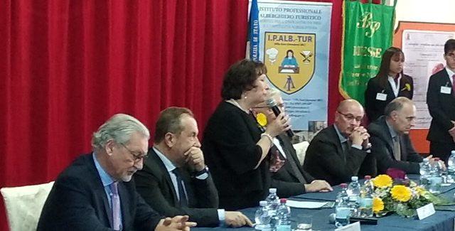 Intitolato ad Emanuela Loi l'auditorium dell'Istituto professionale alberghiero turistico L'iniziativa promossa dalla Questura di Reggio Calabria