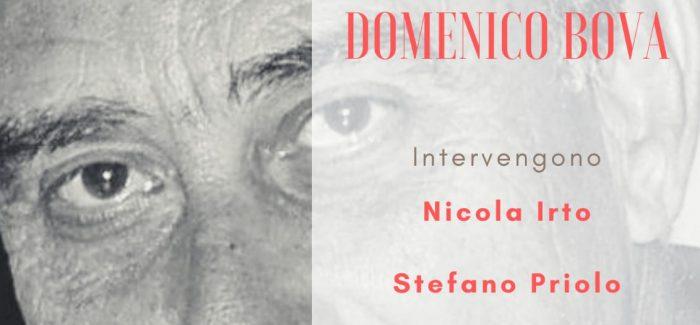 Cerimonia in ricordo del compianto onorevole Domenico Bova Si terrà domani, venerdì 15 novembre, alle ore 17.00 nella sala 'Giuditta Levato' della sede del Consiglio regionale della Calabria