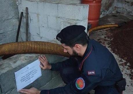 Sequestro di un frantoio per violazioni alla normativa di settore Operazione dei Carabinieri Forestale, nell'ambito di un servizio di controllo del territorio