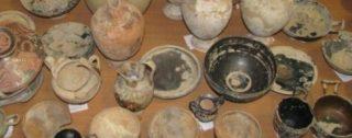 23 arresti per traffico di beni archeologici dalla Calabria per finire all'estero