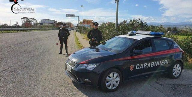 Locri passata al setaccio dai carabinieri Numerose perquisizioni e denunce