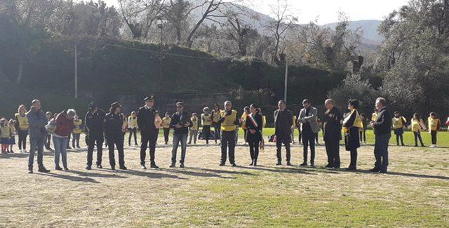 A Santa Cristina D'Aspromonte, iniziativa legambiente scuola Lodevole iniziativa, quella promossa, lo scorso 3 dicembre a Santa Cristina d'Aspromonte