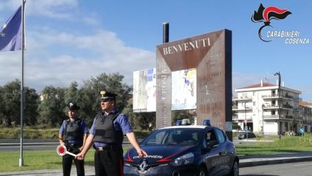 Controlli a tappeto dei carabinieri: due arresti per droga Continuano incessanti i controlli della Compagnia Carabinieri