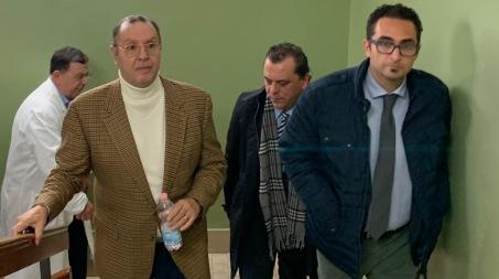 Il Commissario Cotticelli per tre ore all'ospedale di Polistena Ha svolto l'auspicato sopralluogo presso il nosocomio, sviscerando reparto per reparto le problematiche attraverso l'ascolto dal vivo della voce degli operatori sanitari