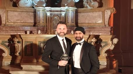 Antonio Leotta premiato all'Italian Wedding Awards Riconoscimento per il videomaker di Melicucco