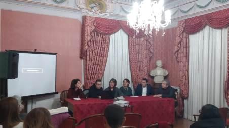 """Corso di formazione sul tema """"Diritto di asilo e diritti fondamentali"""" Si è tenuto presso gli Sprar/Siproimi di Gioiosa Ionica e Cinquefrondi"""