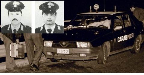 Ventisei anni fa l'attacco allo Stato con l'uccisione del carabiniere taurianovese Antonino Fava e di Vincenzo Garofalo Un disegno eversivo il quale ancora oggi non è stata scritta la parola fine, ma resta vivo l'immenso dolore