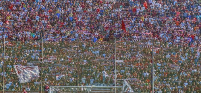 Serie C : grandissima attesa per Reggina-Bari Sold out molti settori dello stadio. Si andrà verso il record stagionale di presenze