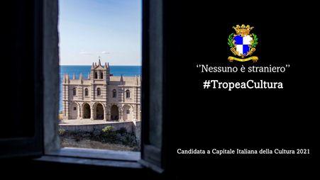 """Tropea, video promo """"Nessuno è straniero"""" A sostegno della candidatura della nostra città a Capitale Italiana della Cultura 2021"""