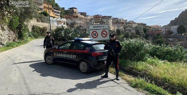 Montebello Jonico, arrestati due persone per furto e rapina Oltre tentata estorsione ai danni di un anziano