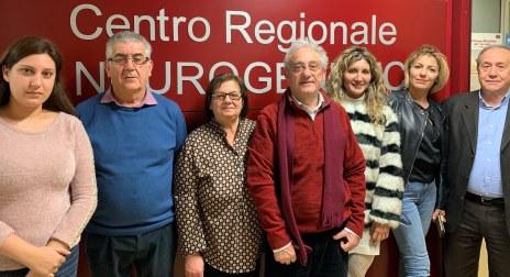 Neurogenetica, difendere le cure e la ricerca Appello dei familiari che frequentano il centro